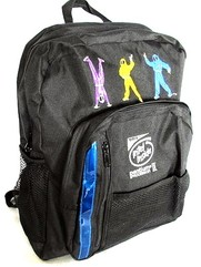 image of an Intel Bunnypeople backpack