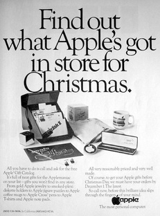 apple computer Christmas gifts