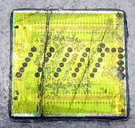 image of an Amdahl chip