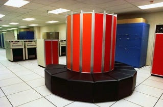 Cray-1 Cray Research Supercomputer 1970's