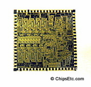 image of a telecommunications network chip