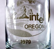 image of an Intel Oregon Employee gift 1979