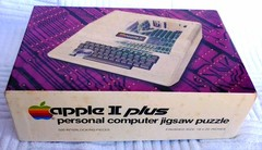 apple ii computer puzzle
