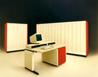 image of the Amdahl 5860 computer