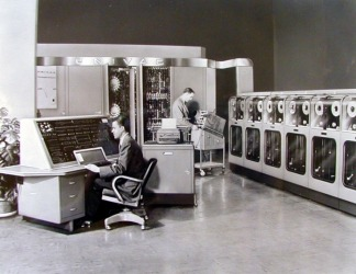 image of the The Univac 1 Computer