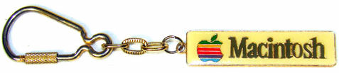 Apple macintosh keychain