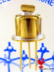early gold transistor