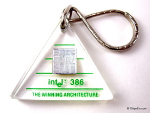 intel processor keychain