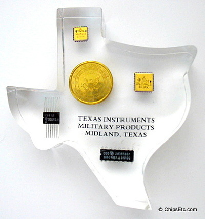 Texas Instruments Military IC's