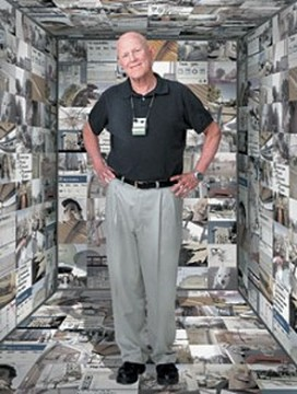 image of computer memorabilia collector Gordon Bell