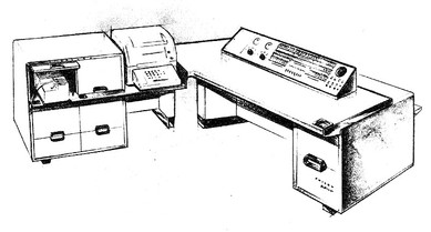 image of a Philco computer