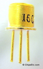 image of a Western Electric transistor