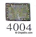 image of an intel 4004 chip close-up