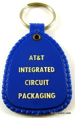 image of AT&T integrated circuit keychain