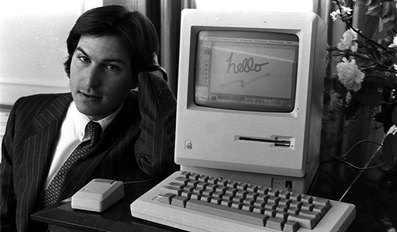 steve jobs Apple macintosh