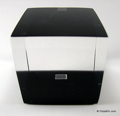 image of hp 9000 Focus computer chip paperweight