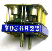 image of a A Transistorized Micro Module Package