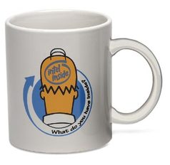 Homer Simpson intel cup