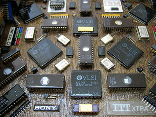 image of a CPU collection