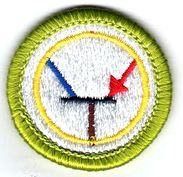 Boy scout merit badge Electronics