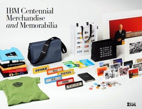 image of IBM gift catalog