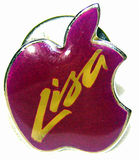 Apple Lisa pin
