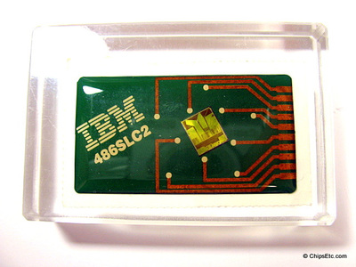 IBM 486 Notebook upgrade CPU