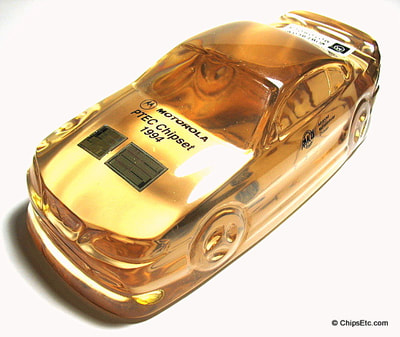 motorola ford automotive computer chip