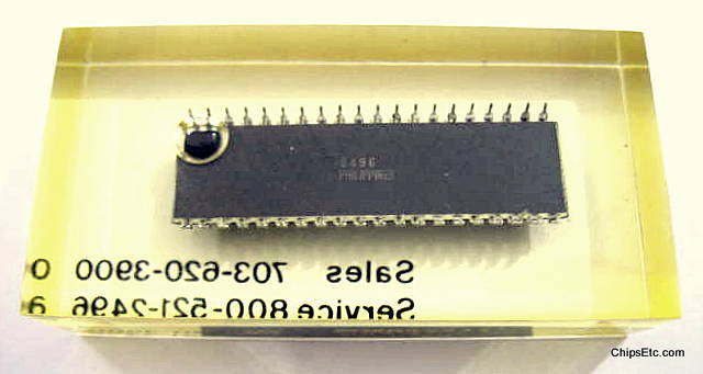Fastcomm Data Communications Chip