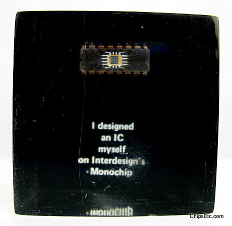 Interdesign Monochip IC