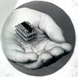 automotive micromodule package