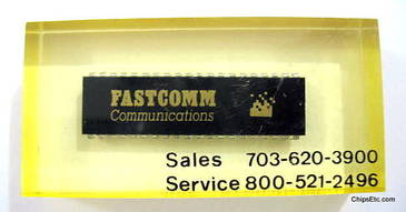 fastcomm communications computer chip
