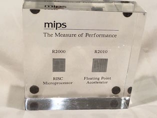 MIPS R2000 RISC Chip