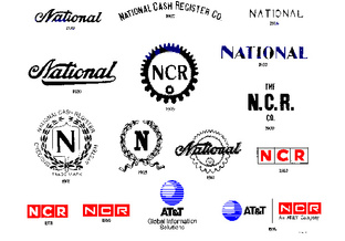 NCR logo changes