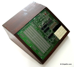 image of an Intel SDK-85 8085 Microcomputer System Development Kit