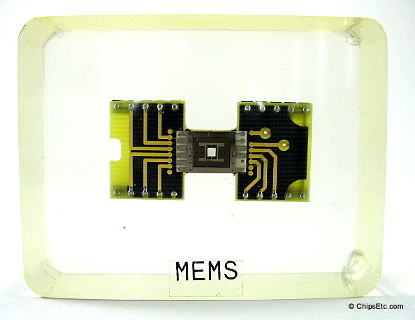 Samsung Commercial Displays >> MEMS Devices - Vintage Computer Chip Collectibles ...
