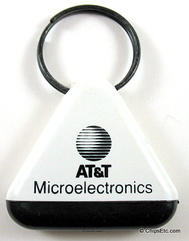 AT&T microelectronics keychain