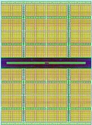 Hitachi memory chip