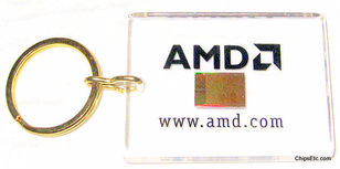 AMD core processor keychain