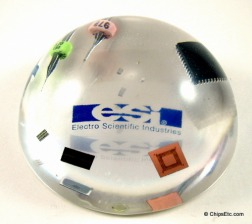 electronics Paperweight