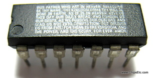 image of religious computer chip