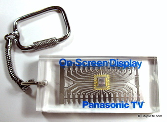 panasonic tv integrated circuit