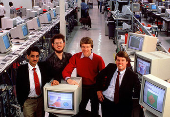 sun microsystems founders