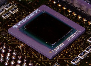 Motorola PowerPC processor