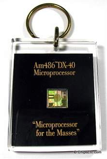 AMD 486 CPU AM486