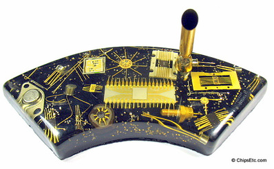 integrated circuits gold