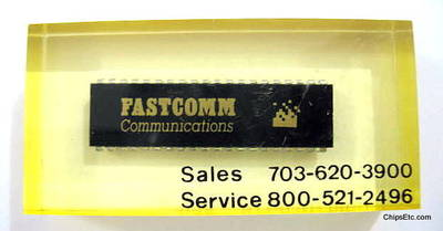 Fastcomm communication chip