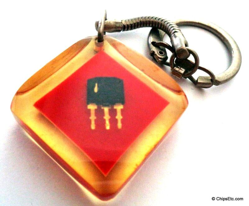 Philips Semiconductor Transistor Lock-Fit