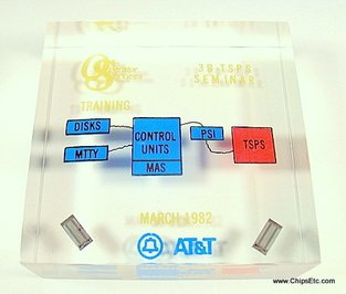 AT&T telephone Computer chips