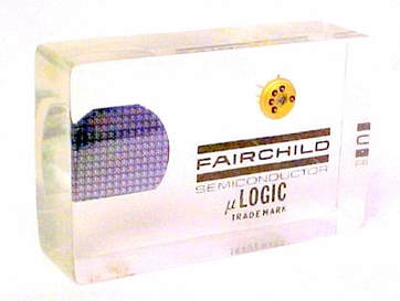 fairchild semiconductor IC wafer